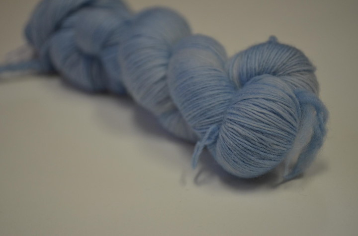 Malabrigo Lace, Blue Surf