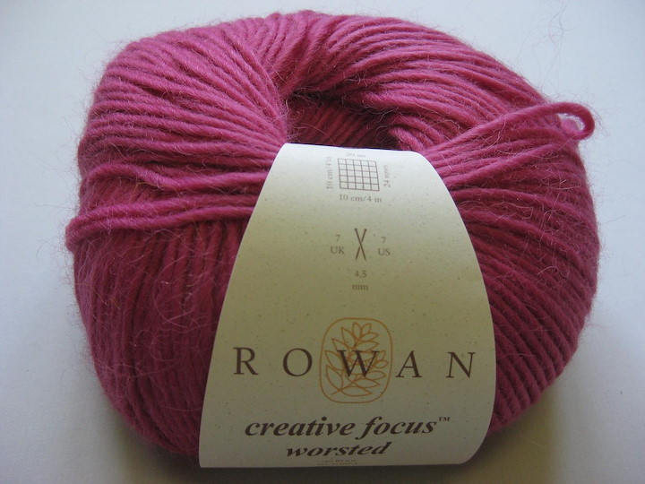 Creative Focus Worsted