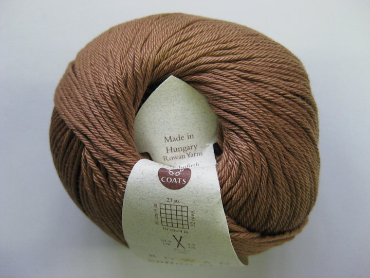Cotton Glace, Toffee