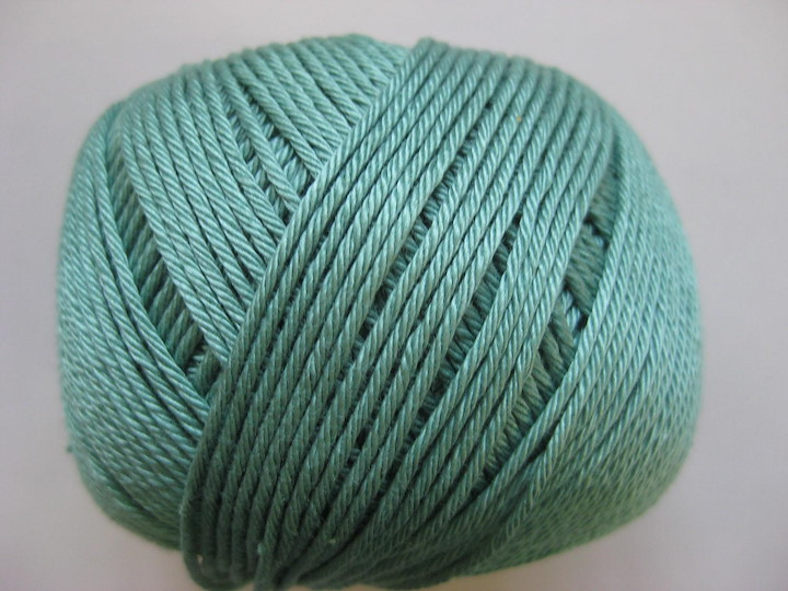 Cotton Glace, Green Slate