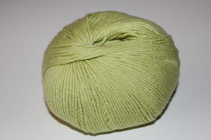 Wool Cotton 4ply, Zest